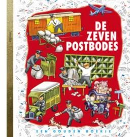 De zeven postbodes. Een gouden boekje