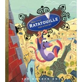 Ratatouille. Een gouden boekje