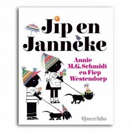 Jip en Janneke alle 5 de delen ineen