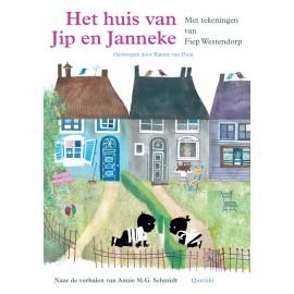Het huis van Jip en Janneke Pop-upboek