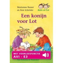 Koen en Lot, Een konijn voor Lot AVI M4