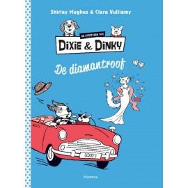 De avonturen van Dixie en Dinky De diamantroof