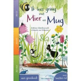 Ik lees graag met Mier en Mug AVI S-E3 incl. CD