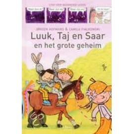 Luuk, Taj en Saar en het grote geheim AVI 4/E4