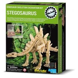 Skelet bouwpakket  Stegosaurus