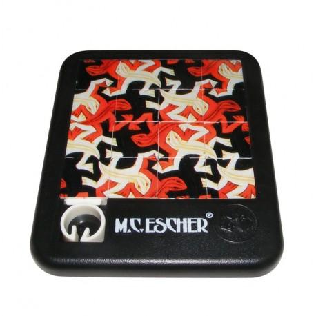 Schuifpuzzel M.C. Escher