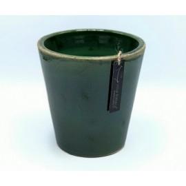Bloempot S Bastonge Groen