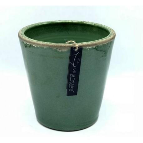 Bloempot M Bastonge Groen