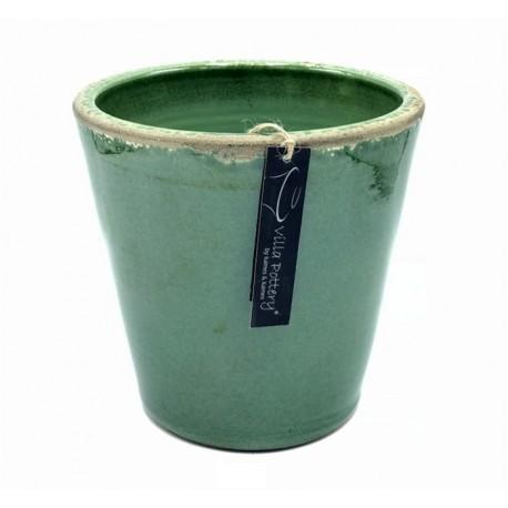 Bloempot L Bastonge Groen
