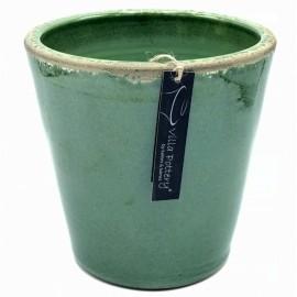 Bloempot XL Bastonge Groen