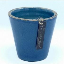 Bloempot M Bastonge Blauw
