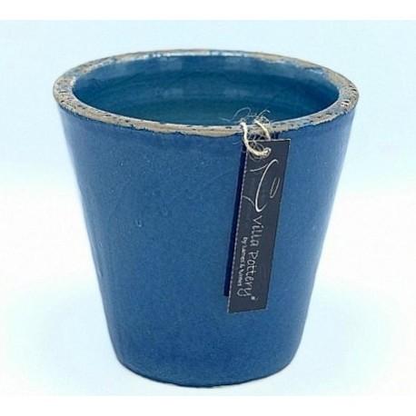 Bloempot L Bastonge Blauw