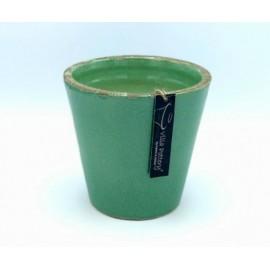 Bloempot 1-1 Pastel Groen