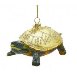 Kerstbal Schildpad