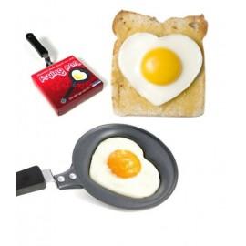 Hartvormige koekepan