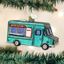 Kerstbal Food Truck