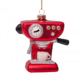 Kerstbal Espresso Machine