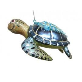 Kerstbal Zeeschildpad