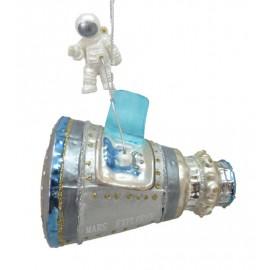 Kerstbal Mars Explorer