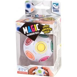 Magic Rainbow Ball puzzelbal
