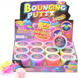 Putty 2 Kleurige Stuiter Klei