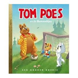 Tom Poes. Een gouden boekje