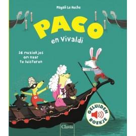 Paco en Vivaldi. Geluidenboekje