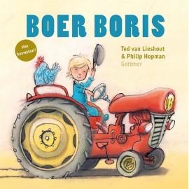 Boer Boris. Met Bouwplaat