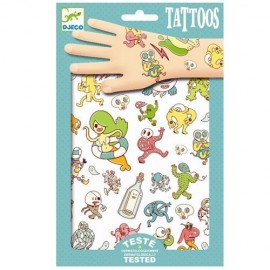 Djeco Tattoos Opscheppers