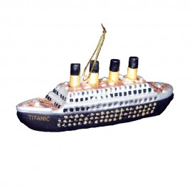 Kerstbal Titanic