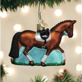 Kerstbal Dressuurpaard