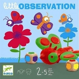Djeco Spel Little Observation