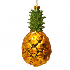 Kerstbal Ananas