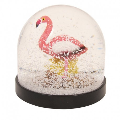 Sneeuwbol Flamingo