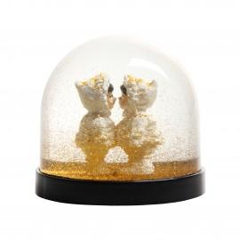 Sneeuwbol Eskimo's Goud