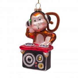 Kerstbal DJ Aap