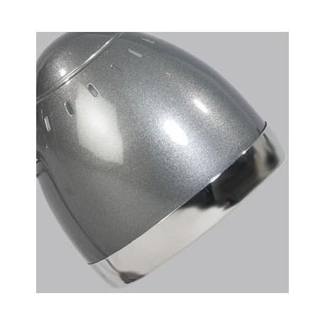Retro Harley Metallic Vloerlamp 1 lichts