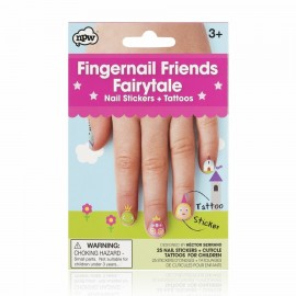 Fingernail Friends Fairytale