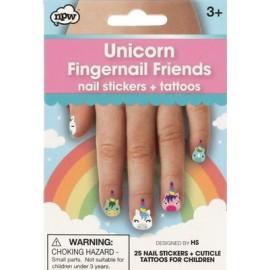 Fingernail Friends Fairytale