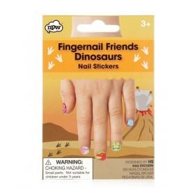 Fingernail Friends Dinoauiërs