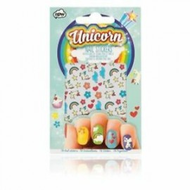 Nagelstickers Unicorn