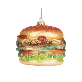 Kerstbal Hamburger