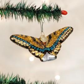Kerstbal Zwaluwstaart Vlinder