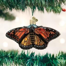 Kerstbal Monanarch Vlinder
