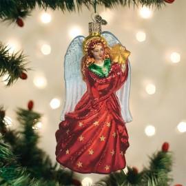 Kerstbal Stralende Engel