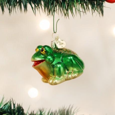 Kerstbal Blaas Kikker