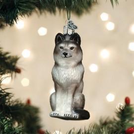 Kerstbal Wolf