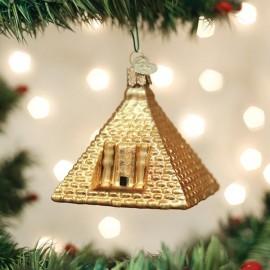 Kerstbal Piramide  Egypte