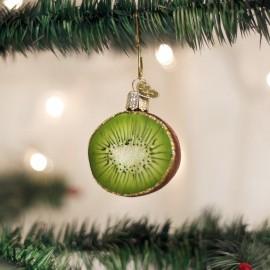 Kerstbal Kiwi