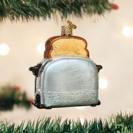 Kerstbal Retro Broodrooster